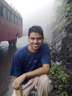 2010 के एक चित्र में राहुल यादव