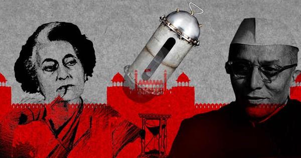 आधुनिक भारत के रहस्य : वह टाइम कैप्सूल कहां है जो इंदिरा गांधी ने जमीन में दफन करवाया था?