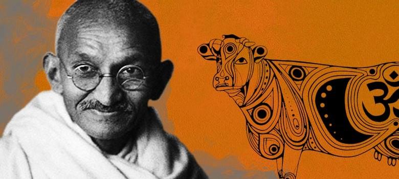 गाय पर गांधी जी की राय जो आज की हाय-हाय को आईना दिखाती है