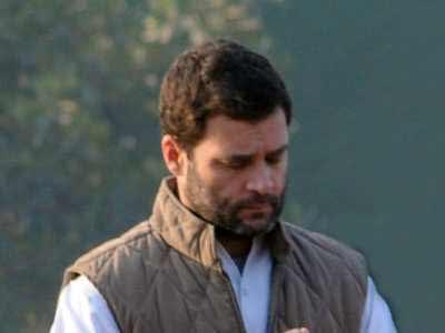 सोशल मीडिया पर राहुल गांधी को लेकर चुटकियों का  दौर जारी है