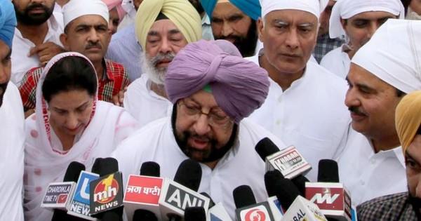 अमरिंदर सिंह : संन्यास के कगार से पंजाब की राजनीति की धुरी बन जाने वाला राजनेता