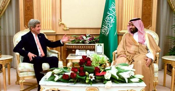 क्यों आईएस के खिलाफ सऊदी अरब के इस ढोल की पोल खुलनी ही है