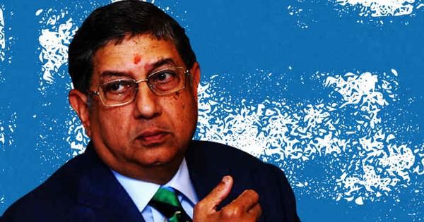 श्रीनिवासन की आईसीसी से विदाई तय हो चुकी है !