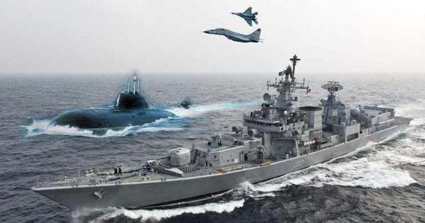 आईएफआर 2016 : भारत में दुनिया भर की नौसेनाओं का जमावड़ा क्यों हो रहा है?