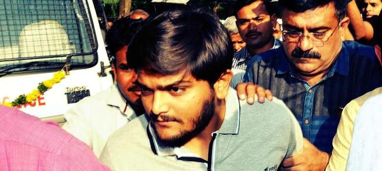 हार्दिक पटेल ने गुजरात सरकार को पहले से बड़ा आंदोलन खड़ा करने की चेतावनी दी