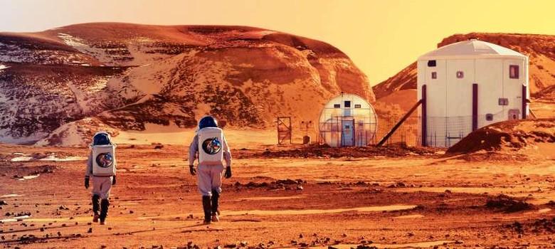 Image result for मंगल पर इंसान को भेजेगा नासा