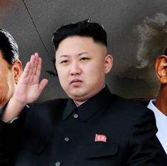 हाइड्रोजन बम परीक्षण : अमेरिका की चेतावनी के बाद तानाशाह किम जोंग ने तेवर बदले