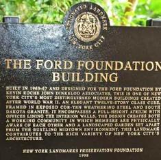 फोर्ड फाउंडेशन और सरकार का झगड़ा कैसे सुलझा?