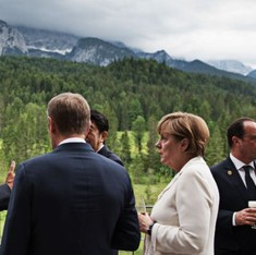 जी-7 शिखर सम्मेलन : बातें हैं बातों का क्या