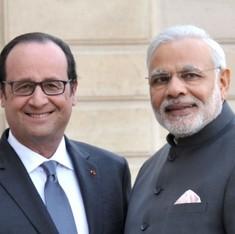 फ्रांस सुरक्षा परिषद की स्थायी सदस्यता के लिए भारत का समर्थन करेगा