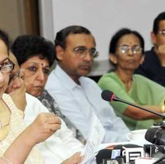 'राहुल, सोनिया मेरे काम में हस्तक्षेप करते थे' : जयंती नटराजन