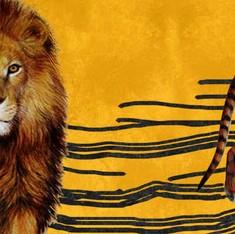 बाघ से राष्ट्रीय पशु का दर्जा छीनने को तैयार सिंह आखिर राजसत्ता का प्रतीक कैसे बना?