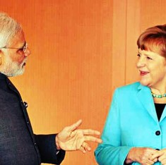 क्या मोदी के 'मेक इन इंडिया' का रंग जर्मनी पर चढ़ पाएगा?