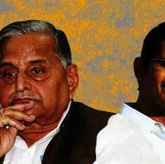 आईपीएस को धमकाने के आरोप में मुलायम के खिलाफ मुकदमा दर्ज