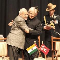 जम्मू-कश्मीर में अब सिर्फ तिरंगा ही फहराया जाएगा