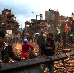 काठमांडू वह पंख हो गया था जिसे हम सबको अपनी-अपनी टोपियों पर लगा लेना था