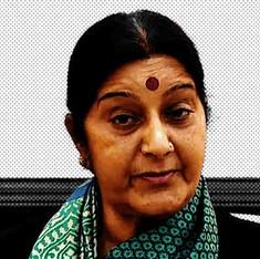 पांच कारण कि सुषमा स्वराज अभी तक विदेशमंत्री बनी हुई हैं