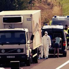 ऑस्ट्रिया में एक ट्रक से 71 शव मिलने के बाद चार संदिग्ध हिरासत में लिए गए