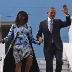 ओबामा की भारत यात्रा पर उनका अपना देश क्या सोचता है?