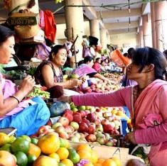 भूकंप से तबाह हुआ 'मांओं का बाजार' मणिपुर के लोगों के लिए इतना अहम क्यों था?