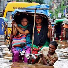 ये वाट्सएप ग्रुप न होता तो बारिश गुवाहाटी के लिए और ज्यादा खतरनाक होती