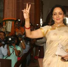 'हेमा मालिनी मोदी सरकार की रॉबर्ट वाड्रा बन गई हैं!'