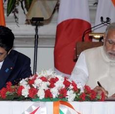 भारत की पहली बुलेट ट्रेन के लिए डील पक्की