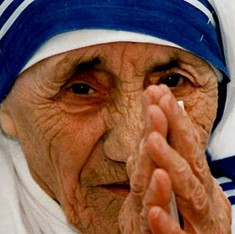मदर टेरेसा भली आत्मा थीं, उन्हें बख्श दें : केजरीवाल