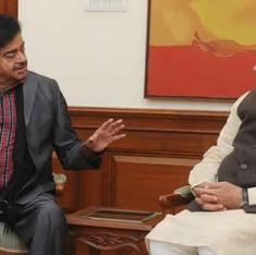 दिल्ली चुनाव की हार-जीत भी मोदी की होगी: शत्रुघ्न सिन्हा
