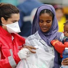 शरणार्थियों पर अमीर अरब देशों की चुप्पी सवालों के घेरे में