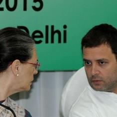 संजय निरूपम पर आखिरी फैसले में सोनिया गांधी की चलेगी या राहुल की?