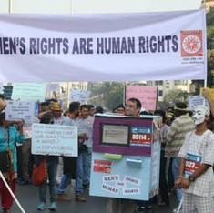 'पुरुषों को सिर्फ एटीएम मशीन न समझा जाए, उनके भी मानवाधिकार हैं'