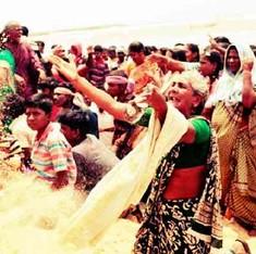 कोलाथुर गांव की महिलाओं से सीखा जा सकता है कि खनन माफिया से कैसे लड़ा जाए