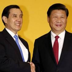 60 साल बाद चीन और ताइवान के हाथ मिलाने के क्या मायने हैं?
